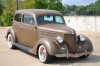 1936 Ford Tudor Slantback Street Rod