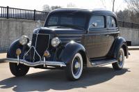 1936 Ford Tudor Sedan Humpback