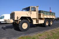 1986 AMG M925A1 Military Cargo Truck