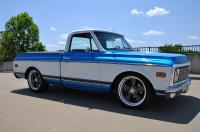 1971 Chevrolet C/10 Short bed