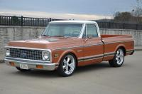 1971 Chevy C/10 Pickup