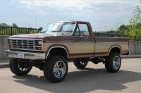 1985 Ford F 240 4X4