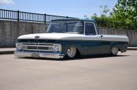 1962 Ford F 100 Unibody Pickup