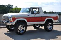 1978 Ford Bronco XLT Custom