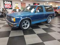 1985  Chevrolet S-10 Blazer Tahoe